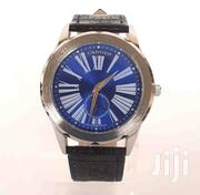 Cartier Formal Unisex Analog Watch- Black Leather | Watches for sale in Greater Accra, Odorkor