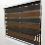 Open And Closed Version Zebra Blinds   Home Accessories for sale in Greater Accra, Dzorwulu