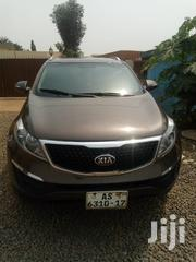 Kia Sportage EX 4dr SUV (2.4L 4cyl 6A) 2014 Brown | Cars for sale in Greater Accra, Achimota