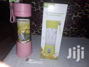Portable And Rechargeable Battery Juice Blender | Kitchen Appliances for sale in Greater Accra, Adenta Municipal