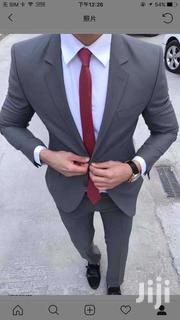 Regular Black And Grey Suit For All Occasion U | Clothing for sale in Greater Accra, Nii Boi Town