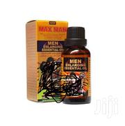 Max Man Penis Enlargement Essential Oil Enhancement | Sexual Wellness for sale in Greater Accra, East Legon