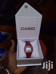 Casio Watch (Wine Red ) | Watches for sale in Greater Accra, South Labadi