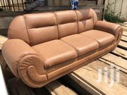 Quality 3in1 Leather Chair for Sell | Furniture for sale in Greater Accra, East Legon (Okponglo)
