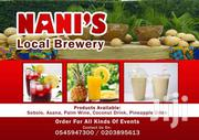 Nani's Brew's/ Events / Decor And Catering  Service's | Automotive Services for sale in Central Region, Cape Coast Metropolitan