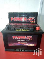 15 Plates Powerjet Car Batteries - Free Delivery - Ford Escape | Vehicle Parts & Accessories for sale in Greater Accra, Kokomlemle