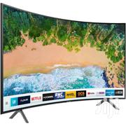 Samsung 65''inch Ultra HD 4K Smart Wifi Sat Curved LED TV | TV & DVD Equipment for sale in Greater Accra, Accra Metropolitan