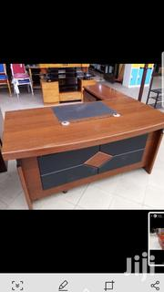 Executive L-shaped Desk | Furniture for sale in Greater Accra, Kokomlemle