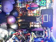 Original Basketball Stand And Ring At Cool Price | Sports Equipment for sale in Greater Accra, Dansoman