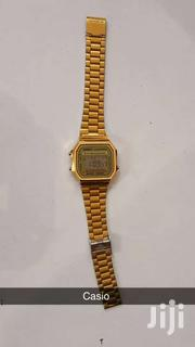 Casio Golden Watch | Watches for sale in Greater Accra, Adenta Municipal