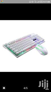 Gaming Keyboard And Mouse With Backlight/Led | Computer Accessories  for sale in Central Region