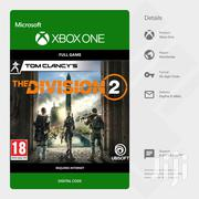 Tom Clancy's The Division 2 [Xbox One Digital Code] | Video Games for sale in Greater Accra, Accra Metropolitan