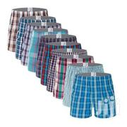 Plaid Cotton Boxers | Makeup for sale in Greater Accra, Odorkor