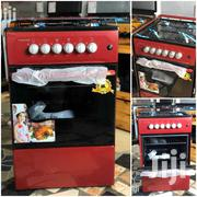 Red Volcano 4 Burner Cooker With Oven and Grill   Kitchen Appliances for sale in Greater Accra, Accra Metropolitan