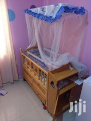 Slightly Used Baby Cot | Children's Furniture for sale in Greater Accra, Ledzokuku-Krowor