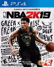Nba 2k19 CD For PS4 | Video Games for sale in Greater Accra, Osu