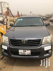 Toyota Hilux 2012 Gray   Cars for sale in Greater Accra, Achimota