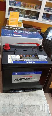 15 Plates Platinum Car Battery + Free Delivery | Vehicle Parts & Accessories for sale in Central Region, Gomoa East