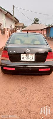 Volkswagen Jetta 2001 Black | Cars for sale in Western Region, Mpohor/Wassa East