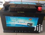 15 Plates Winar Car Battery - Free Delivery - Sonata | Vehicle Parts & Accessories for sale in Greater Accra, North Kaneshie