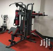 Amazing 4 In 1 Station Gym | Sports Equipment for sale in Greater Accra, Achimota