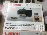 CANON Pixma Ts 3140 All-in-one Wireless Printer | Printers & Scanners for sale in Greater Accra, Adabraka