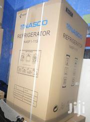 """Fast Cooling"""" Nasco 82 Ltrs Table Top Fridge With Freezer 