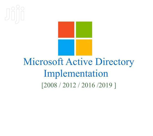 Active Directory(AD) & DNS Implementation