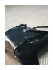 Pre Owned Black Leather Backpack Going Out At A Cool Price | Bags for sale in Greater Accra, Achimota