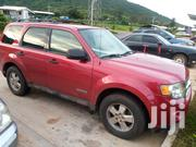 Ford Escape 2009 Red | Cars for sale in Greater Accra, Ga South Municipal
