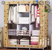 Wooden Foldable Wardrobe | Furniture for sale in Greater Accra, Teshie new Town