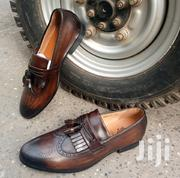 Anax Coffee Brush-Bell Shoes | Shoes for sale in Greater Accra, Abossey Okai
