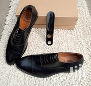 Anax Black Laced Up Shoes | Shoes for sale in Greater Accra, Abossey Okai