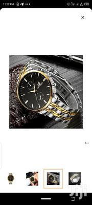 Stainless Steel Analog Wrist Watch | Watches for sale in Greater Accra, North Kaneshie