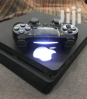 Slightly Used PS4 Slim 1TB With FIFA 20 And One Controller