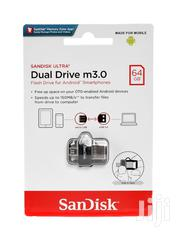 64GB Sandisk OTG Ultra Dual Pendrive   Computer Accessories  for sale in Greater Accra, Achimota