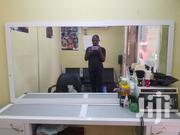 Mirror And Table For Salon | Salon Equipment for sale in Greater Accra, Zongo