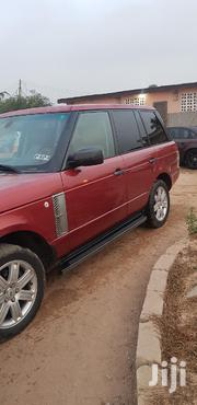 Land Rover Range Rover Vogue 2007 Red | Cars for sale in Greater Accra, Cantonments