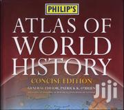 Concise World History Atlas | Books & Games for sale in Greater Accra, Accra Metropolitan