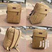 Khaki Backpack Fr 15.6 Inches Laptop Free Delivery Within Accra | Bags for sale in Greater Accra, Asylum Down