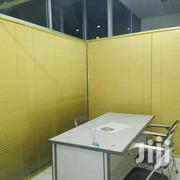 Yellow Aluminum Venetian Office Blinds | Home Accessories for sale in Greater Accra, Kwashieman