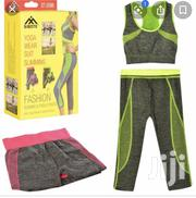 Gym Sports Wear Clothes - Pants and Top Set   Clothing for sale in Greater Accra, East Legon