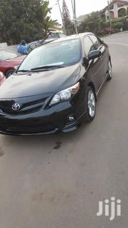 Toyota Corolla 2013 Black   Cars for sale in Greater Accra, Abelemkpe