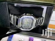 G-Shock Metallic Silver Watch   Watches for sale in Greater Accra, Accra Metropolitan