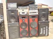 Church Or Spinning Equipment Set | TV & DVD Equipment for sale in Greater Accra, North Kaneshie