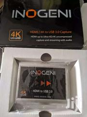 HDMI Capture Box Or Dongle USB 3.0 4k Video Caprure   TV & DVD Equipment for sale in Greater Accra, Airport Residential Area
