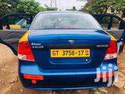 Daewoo Kalos 2009 1.4 SE Blue | Cars for sale in Greater Accra, Tema Metropolitan