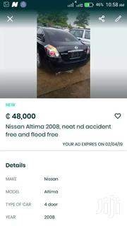 Plz Am Selling Nissan Altima | Cars for sale in Ashanti, Amansie Central