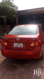 Toyota Corolla 2014 Red | Cars for sale in Brong Ahafo, Jaman North