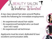 Beauty Salon Workers Wanted | Health & Beauty Jobs for sale in Greater Accra, Adenta Municipal